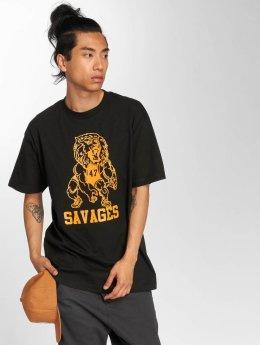 LRG t-shirt 47 Savages zwart