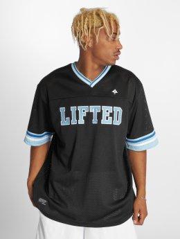 LRG t-shirt Honor SS zwart