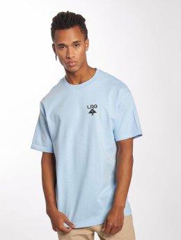 LRG / T-shirts Logo Plus i blå