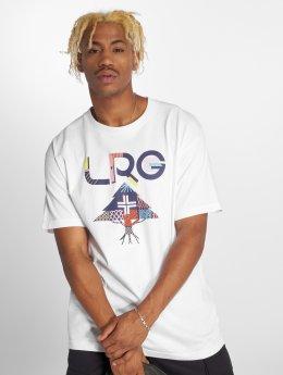 LRG T-Shirty Glory Icon bialy