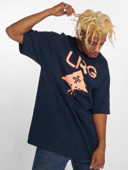 LRG T-Shirty Classic Stack niebieski