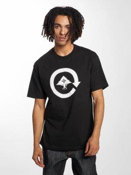 LRG T-Shirty Cycle Logo szary