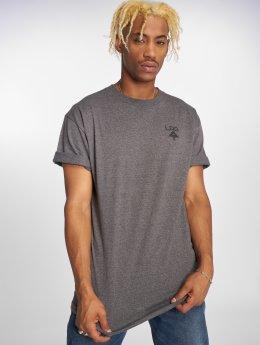 LRG T-skjorter Logo Plus grå