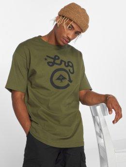 LRG T-skjorter Cycle Logo grå