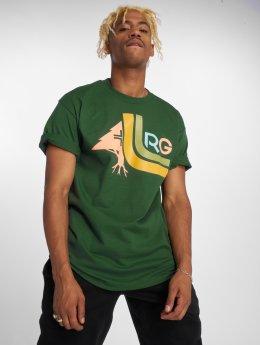 LRG T-skjorter Tree Life Multi grøn