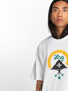 LRG T-skjorter The Arches hvit