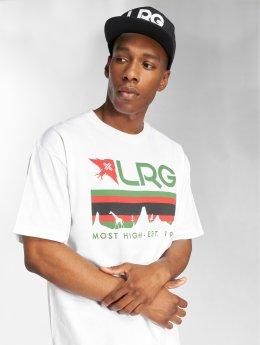 LRG T-skjorter Astro Land hvit