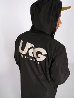 LRG Transitional Jackets Outclass Coaches svart