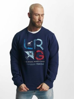 LRG trui Research Collection blauw