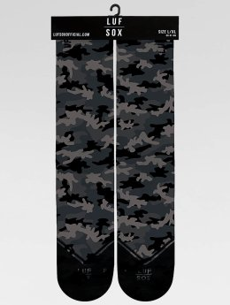 LUF SOX Calcetines Classics Camo Ash camuflaje