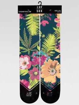 LUF SOX Calcetines Classics Deep Tropic colorido