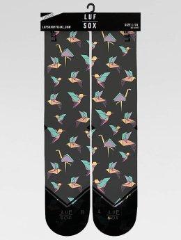 LUF SOX Calzino Classics Origami grigio