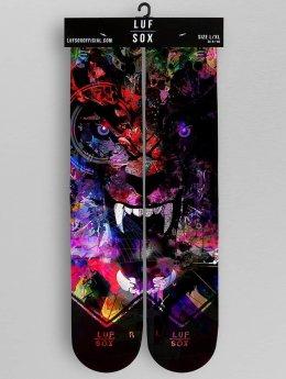 LUF SOX Chaussettes Ablood multicolore