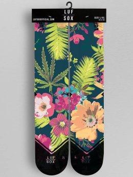 LUF SOX Chaussettes Tropic multicolore