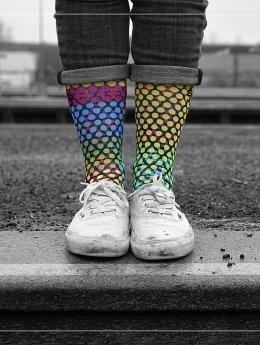 LUF SOX Chaussettes Glow Dots multicolore