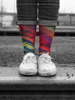 LUF SOX Chaussettes Fantu multicolore
