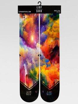 LUF SOX Chaussettes Classics Hadsch multicolore