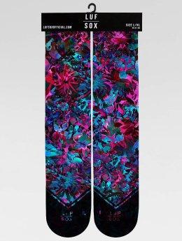 LUF SOX Socken Classics Coral Flower bunt