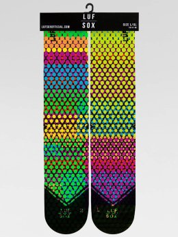 LUF SOX Socks Classics Glow Dots colored