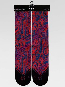 LUF SOX Sokken Classics Persia Mason blauw