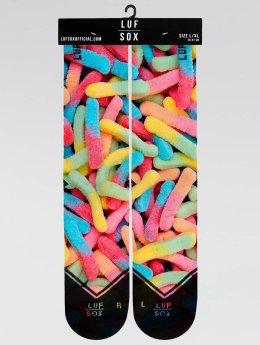 LUF SOX Sukat SOX Classics Gummy Worms kirjava