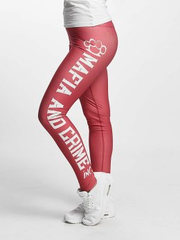 Mafia & Crime Leggings/Treggings Girls rose