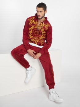 Massari Suits Lio red