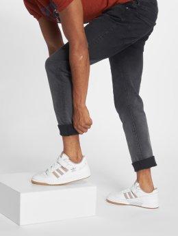 Mavi Jeans Úzke/Streč Yves šedá