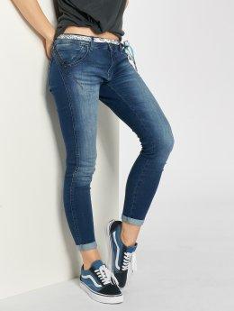 Mavi Jeans Облегающие джинсы Lexy синий