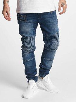 Mavi Jeans Облегающие джинсы Jim синий