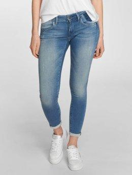 Mavi Jeans Облегающие джинсы Lexy Skinny синий
