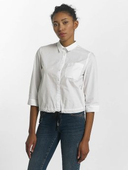Mavi Jeans Blouse/Tunic Drawstring white