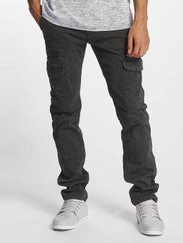 Mavi Jeans Cargohose Yves Cargo Skinny grau
