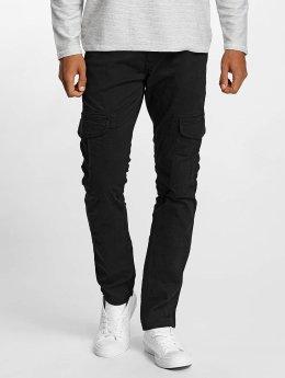 Mavi Jeans Cargohose Yves Cargo schwarz