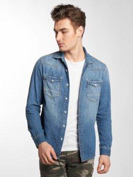 Mavi Jeans Hemd Rio blau