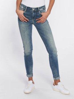 Mavi Jeans Jean skinny Adriana Mid Rise bleu