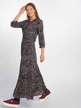 Mavi Jeans jurk Printed Long zwart