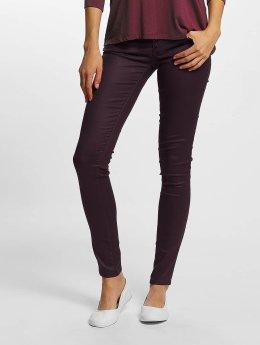 Mavi Jeans Kapeat farkut Serena punainen