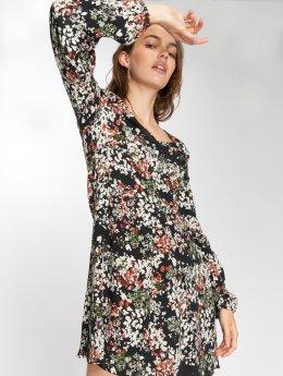 Mavi Jeans Kleid Printed schwarz