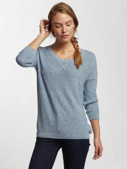 Mavi Jeans Pullover Crew Neck blau