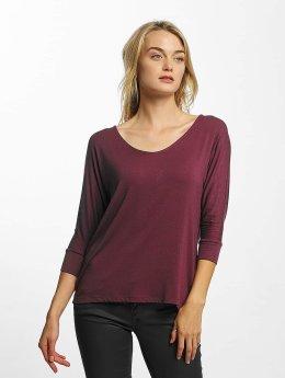 Mavi Jeans Pullover Basic Zip violet