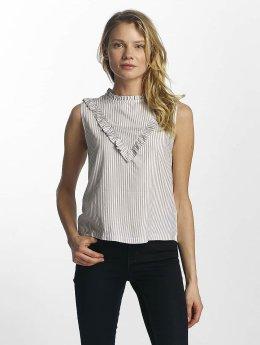Mavi Jeans Puserot/Tunikat Stripe Shirt valkoinen
