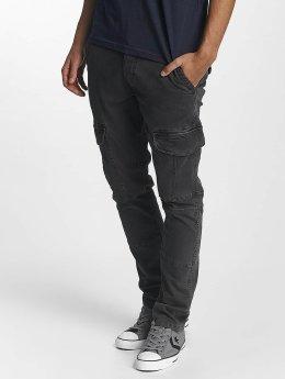Mavi Jeans Reisitaskuhousut Yves Cargo harmaa