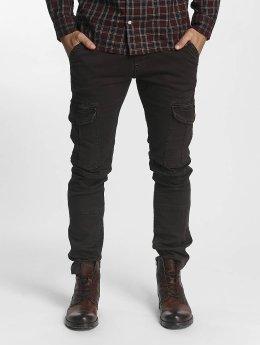 Mavi Jeans Reisitaskuhousut Yves Cargo ruskea
