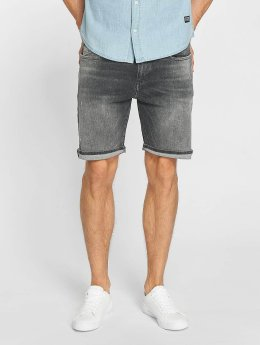 Mavi Jeans Brian Straight Fit Jeans Deep Grey Ultra Move
