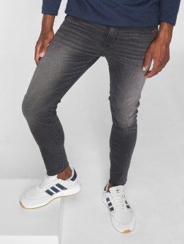 Mavi Jeans Skinny Jeans Leo Cropped šedá