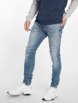 Mavi Jeans Skinny Jeans Leo blau