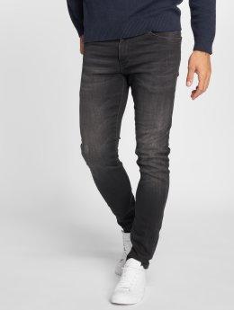 Mavi Jeans Skinny Jeans Leo grau