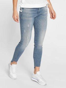 Mavi Jeans Skinny Jeans Tess Fringe modrý