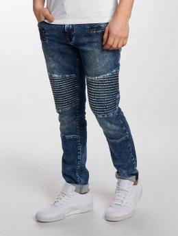 Mavi Jeans Slim Fit Jeans Jim Biker blau